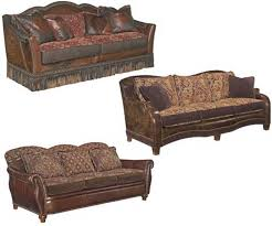 Classic Sofa For Home Furniture Rustic Living Chairs By Shadow Mountain