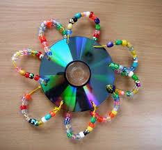 CD Suncatcher Craft Eat Drink Play