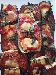 cuisine legere aubergines à la parmigiana légères et sa cuisine