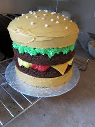 A Mixture Of Mediums: Cheeseburger Cake! 5805 Best Cake Tutorials Images On Pinterest Biscuits Cakes And Cstruction Cake 8 Chocolate Buttercream Icing 35 Flower Cakes Angry Birds Budding Wisdom My Sons Second Birthday Hockey Party Mayahood A Simple Tea Party For Daughters 5th Birthday Just Play Wilton Decorating Book Amazonca Home Kitchen Halloween The Coffin As Seen Cityline Mairlyn Smith Bulk Barn Making It Count Paw Patrol Frugal Mom Eh Gold More By Britney Graf Charlottes 3rd Whats Cooking Planet Byn