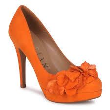 elseline orange style pinterest wedding shoes wedding and