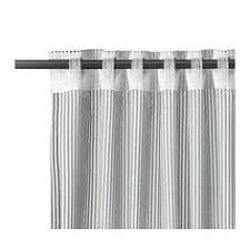 Light Grey Curtains Ikea by Glansnäva Curtain Liners 1 Pair Light Grey 143x240 Cm Bedrooms