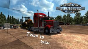 American Truck Simulator - Tulsa, Oklahoma To Dallas, Maryland - YouTube Monster Trucks In Tulsa Ok Movie Tickets Theaters Showtimes And Miller Truck Lines Tnsiam Flickr Semi Crash The Latest Fox23 News Videos 2019 New Freightliner M2 106 Trash Video Walk Around At Melton Rays Photos Carrying African Americans To Safety During The Race Mark Allen Buick Gmc Sapulpa Used Car Dealer Ferguson Is The Metro For Cars Window Cleaning Bubble Gleaming Glass Sierra 1500 Vehicles Sale