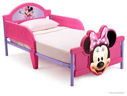 disney minnie mouse 3d footboard toddler bed modern toddler