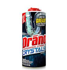 professional strength crystals clog remover drano sc johnson