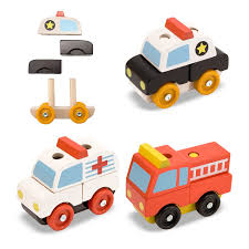 Amazon.com: Melissa & Doug Stacking Emergency Vehicles: Melissa ... Melissa Doug Fire Truck Floor Puzzle Chunky 18pcs Disney Baby Mickey Mouse Friends Wooden 100 Pieces Target And Awesome Overland Park Ks Online Kids Consignment Sale Sound You Are My Everything Yame The Play Room Giant Engine Red Door J643 Ebay And Green Toys Peg Squirts Learning Co Truck Puzzles 1