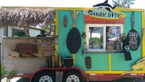 Shark Bite Food Truck In Navarre, FL - Parent Reviews & Photos ... Food Truck Graphic Design Car Wrapping For Davie Florida South Guy Miami Trucks Hollywood Invasion In Tradition Square Traditionfl Wrap Graphics Prting 3m Certified Ford Ice Cream Sale The Dine And Dash Dtown Disney No Restaurant Lodging Show 2014 Prestige Custom New Trailers Bult Street Fridays Gourmet Food Truck Trucks Vans Hollywood Come To Fl Plus Saucy Stache Broward