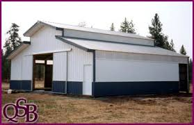 Quality Steel Buildings Pole Barns & Post Frame metal buildings