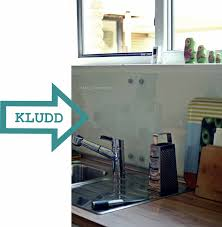 Ceramic Sink Protector Mats by Ikea Hackers Plexiglass Tile To Protect The Wall Behind Kitchen
