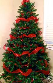 tree decorations ideas with ribbons ideas on decorating a tree with ribbon psoriasisguru