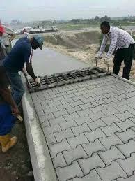 Patio Slabs by Cement Pavers Plus Square Cement Patio Blocks Plus Large Patio