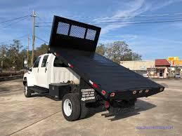 GMC C4500 Duramax Diesel 4×4 Flatbed Dump Truck (*9431) – Scruggs ...