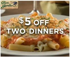 Dining Deals Quiznos Olive Garden Chili s Southern Savers