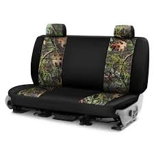 100 Camo Bench Seat Covers For Trucks Coverking CSC2MO04NS7043 Mossy Oak 2nd Row