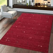 wohnzimmer teppich wolle ethno style