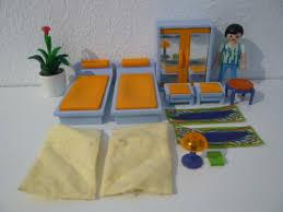 playmobil 4284 schlafzimmer einrichtung möbel teppich