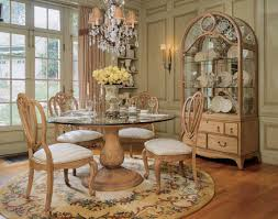 Macys Round Dining Room Sets by American Drew Jessica Mcclintock Home Round Dining Collection D622