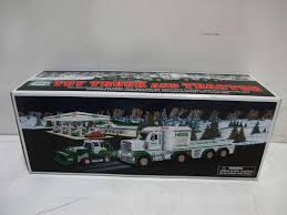 100 Hess Toy Truck Values HESS Tractor Set 1796663462