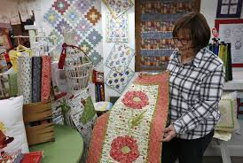 Magazine chooses Hannibal quilt shop among best in North America