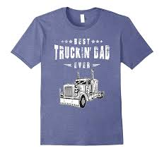 Mens Best Trucking Dad Ever Truck Driver Father Day 2017 Gift Tee ... Truck Driver Gifts Drink Cofee Be Amazing And Sleep Trucker Coffee 114 Scale Cargo Action Figures Men Blue With Official Title Badass Fathers Day Gift 2018 Hot Sale Super Fashion Clothing Male Crossfit T Shirt _ Truck Driver Gift Ideas Popular Everything Videos Idea For 18 Mens Dad Shirt Employee Recognition Awards Shirts Funny Tshirt Asphalt Cowboy Key Chain Semi Charm