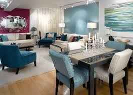Color Living Room Make Your Dining Pop With Bright Splashes Of Colour