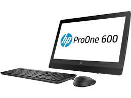 ordinateur de bureau hp tout en un ordinateur tout en un hp proone 600 g3 54 61 cm 21 5 po non
