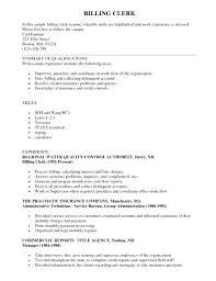 Medical Billing Resume Sample Templates Quality Easy Samples Black