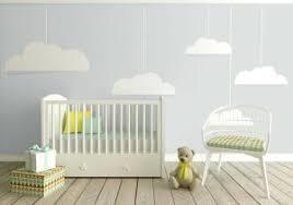 Pochoirs Chambre Bé Incroyable Peinture Murale Chambre Enfant 8 Pochoir Nuage Pour Avec