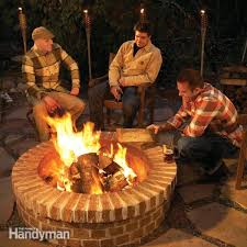 20 stunning diy fire pits you can build easily u2013 home and