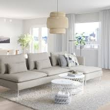 söderhamn 4er sofa mit récamiere offenes ende viarp