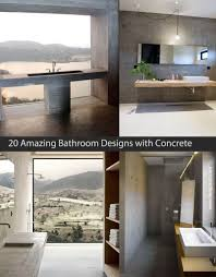 20 Amazing Bathroom Designs With Concrete The Most Amazing Bathroom Design Trends For Summer 2018 News And Spa Master With Home Gym Hgtv Cool Modern Slate Tile Designs Pictures Ideas Tile Design Wall Small 25 Page 20 Of Garden Sphere Restaurant Bathrooms Cozy Bathtub Bathroom Cute Contemporary Different Designs Amazing Modern Apartments Light Blue White Fresh Grey Awesome New I Sellmecubescom Latest At Your Local Store Westsidetile