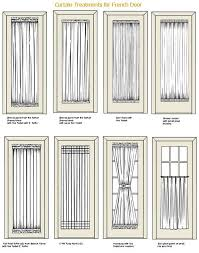 french door curtains i15 on cheerful interior designing home ideas