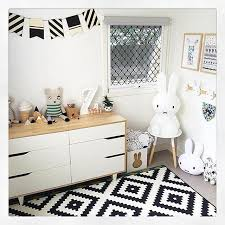 Love Zace Has Done A Beautiful Job Creating This Great Shared Bedroom For Her Kids Featuring Kmart New Wooden Bunting And Animal Hooks