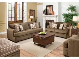 American Furniture 3650 Casual Sofa with 3 Seats