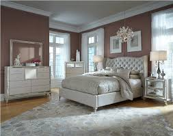 Romantic Decoration Upholstered Bedroom Sets for Women