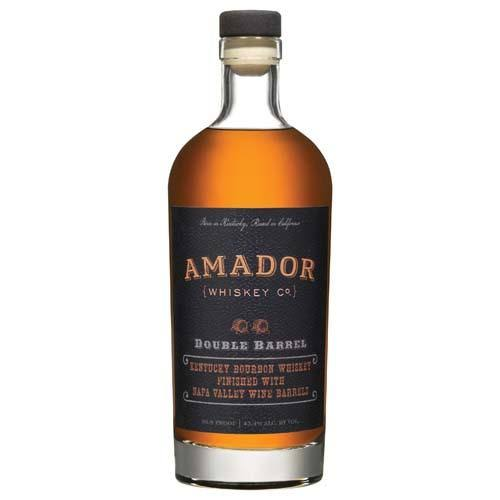 Amador Double Barrel Bourbon - 750ml