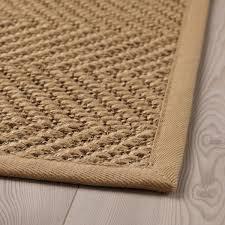 hellested teppich flach gewebt natur braun 80x150 cm