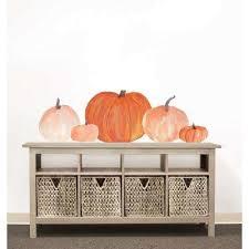 Pumpkin Push Ins Decorating Kit by Pumpkin Indoor Halloween Decor Halloween Decorations The