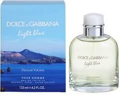 Dolce & Gabbana Light Blue Discover Vulcano Pour Homme Eau De