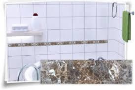 details zu fliesen aufkleber fliesen bordüre granit marmor kachel aufkleber stein deko bad