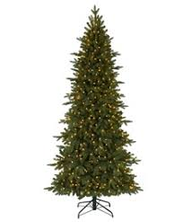 Grand Fir Christmas Tree12 Ft77 In Clear Lights 170012564