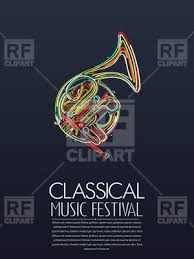 Classical Music Event Poster 171319 Download Royalty Free Vector Image