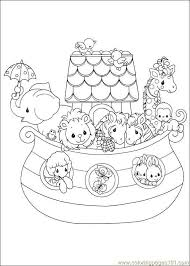 Free Printable Coloring Pages Image Gallery Noahs Ark