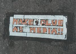 linoleum asphalt mosaics craft video podcast youtube