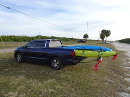 100 Truck Bed Extender Kayak Tbone The Best Way To Carry Kayaks Honda Ridgeline Owners Club