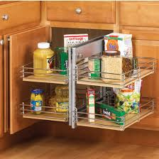 Blind Corner Base Cabinet Organizer by Slide Out Base Blind Kitchen Corner Cabinet Unit By Knape U0026 Vogt