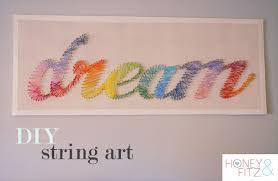 Introduction DIY String Art Tutorial