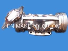 100 Water Truck Parts Water Truck Pipe Fitting Air Inline ValveSource Of Air Inline Valve