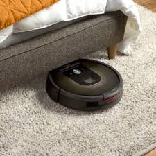 Floor Cleaning Robot Project Report by Irobot Roomba 980 Wi Fi Connected Vacuuming Robot Bed Bath