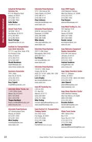 100 Istate Truck Center 2013 IMTA Supplier Towing Membership Directory By Iowa Motor
